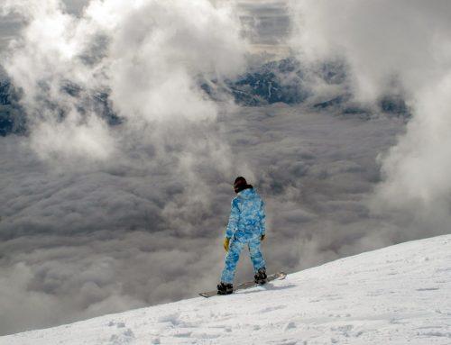 Winterparadies LAAX in der Schweiz