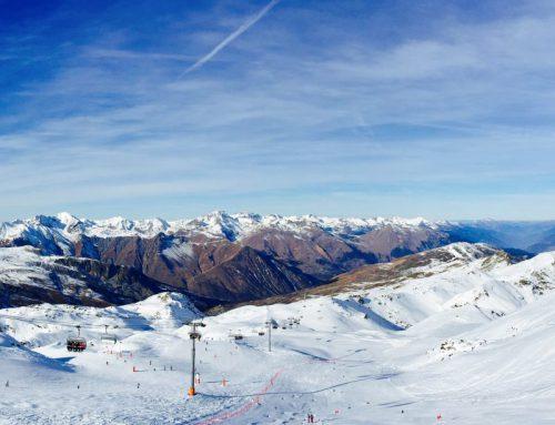 Neues Hotel und Ski WM 2013
