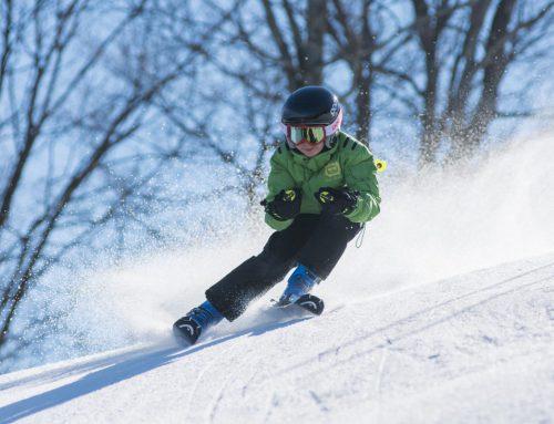 Einen passenden Ski finden